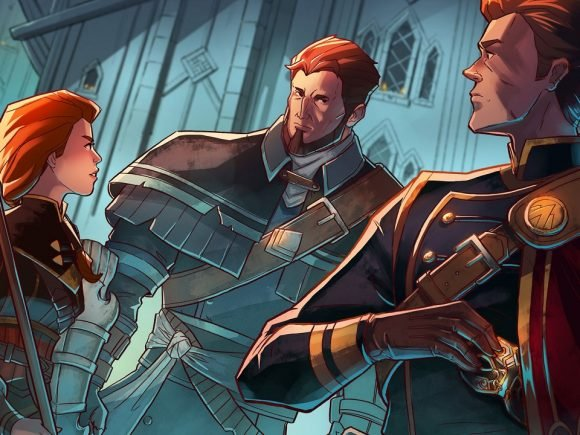 Masquerada: Songs and Shadows (PlayStation 4) Review - Solid First Outing