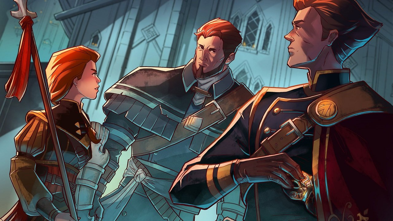 Masquerada: Songs and Shadows (PlayStation 4) Review - Solid First Outing 1