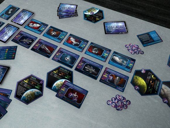 Master of Orion Tabletop Series Announced 1