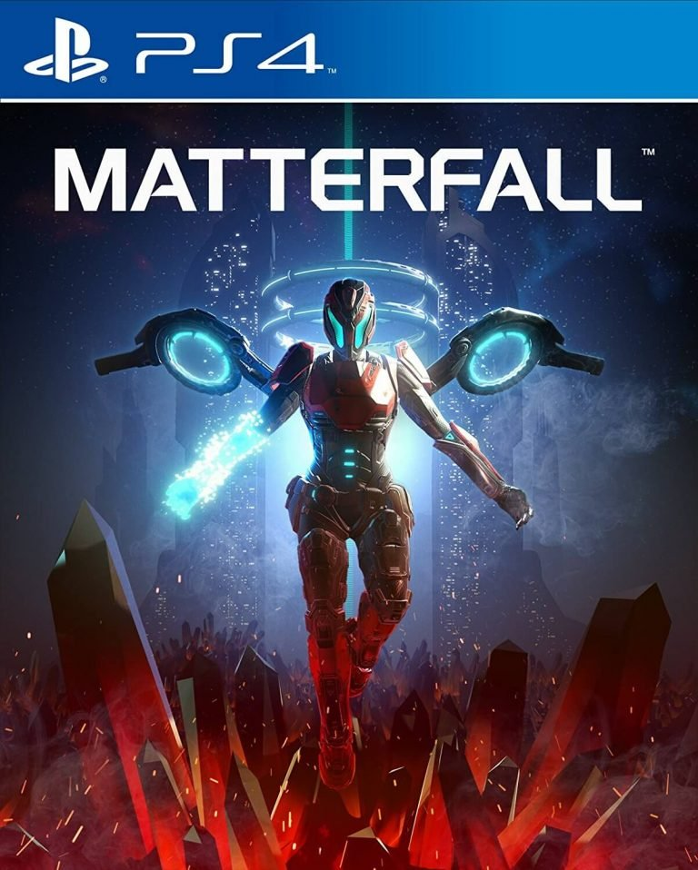 Matterfall (PlayStation 4) Review: Fluid, Frenetic, Explosive 5