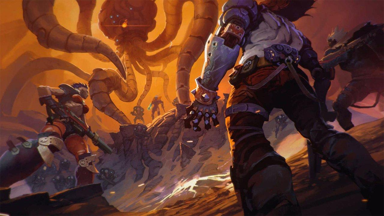 MercurySteam Reveals Release Date For Raiders Of The Broken Planet 1