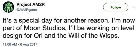 Metroid 2 Fan Remake Developer Lands Job At Moon Studios