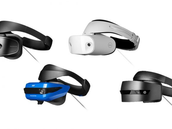 Microsoft Set To Push Windows Mixed Reality — Halo, Steam Included