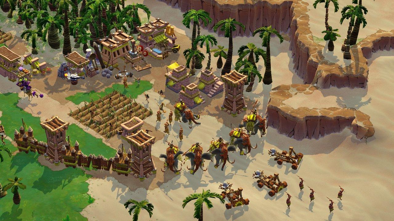 Microsoft Unveils Age of Empires IV 1