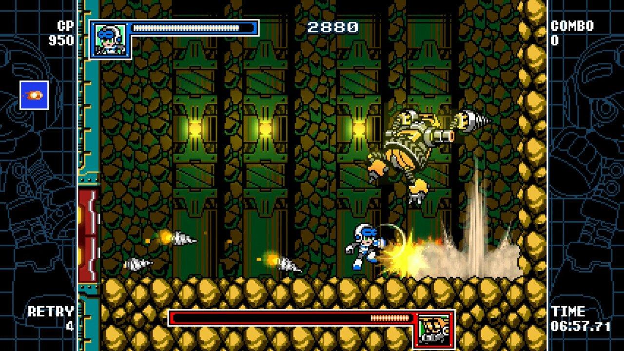 Mighty Gunvolt Burst Review – Retro Redemption 7