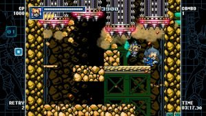 Mighty Gunvolt Burst Review – Retro Redemption