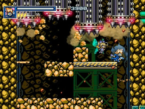 Mighty Gunvolt Burst Review – Retro Redemption 8