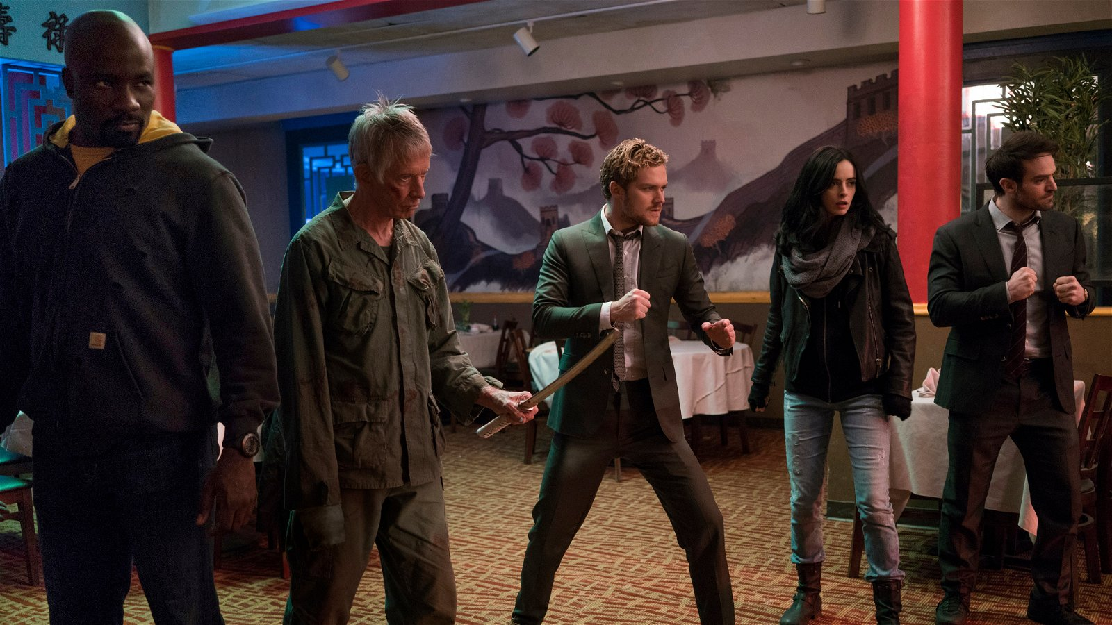 Netflix Delivers with Marvel's The Defenders 4