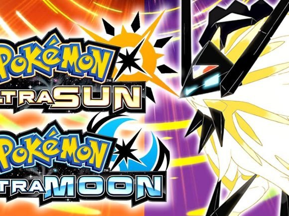 New Pokémon Ultra Sun and Pokémon Ultra Moon Trailer