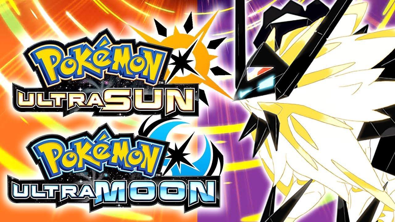 New Pokémon Ultra Sun and Pokémon Ultra Moon Trailer 1