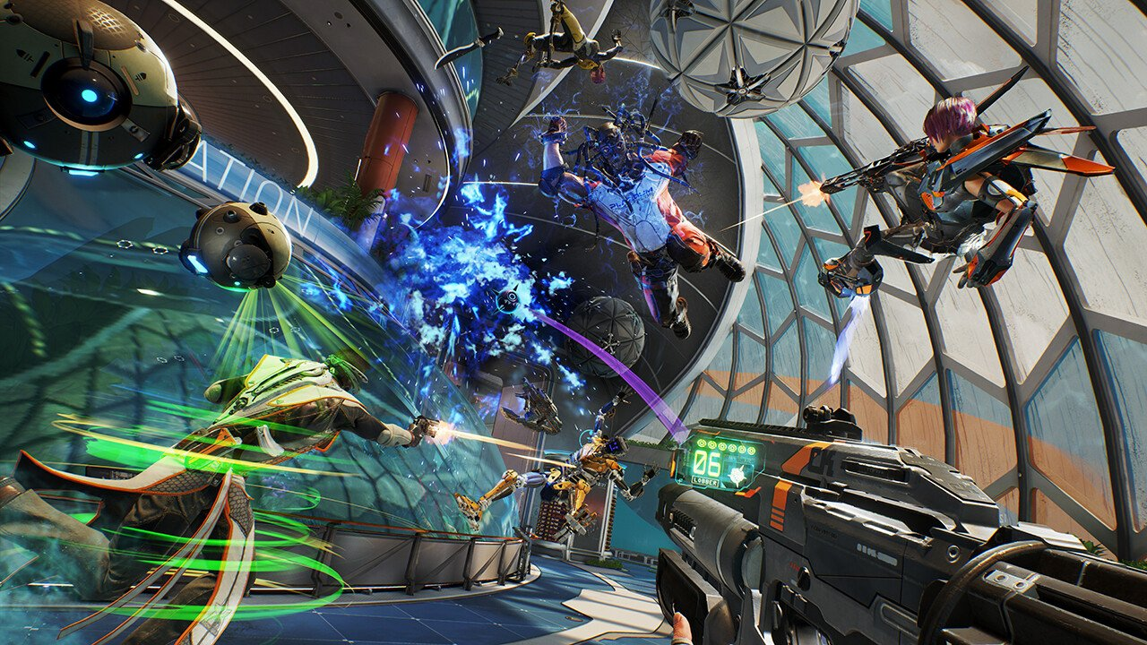 Nexon and Boss Key's FPS LawBreakers Releases Today