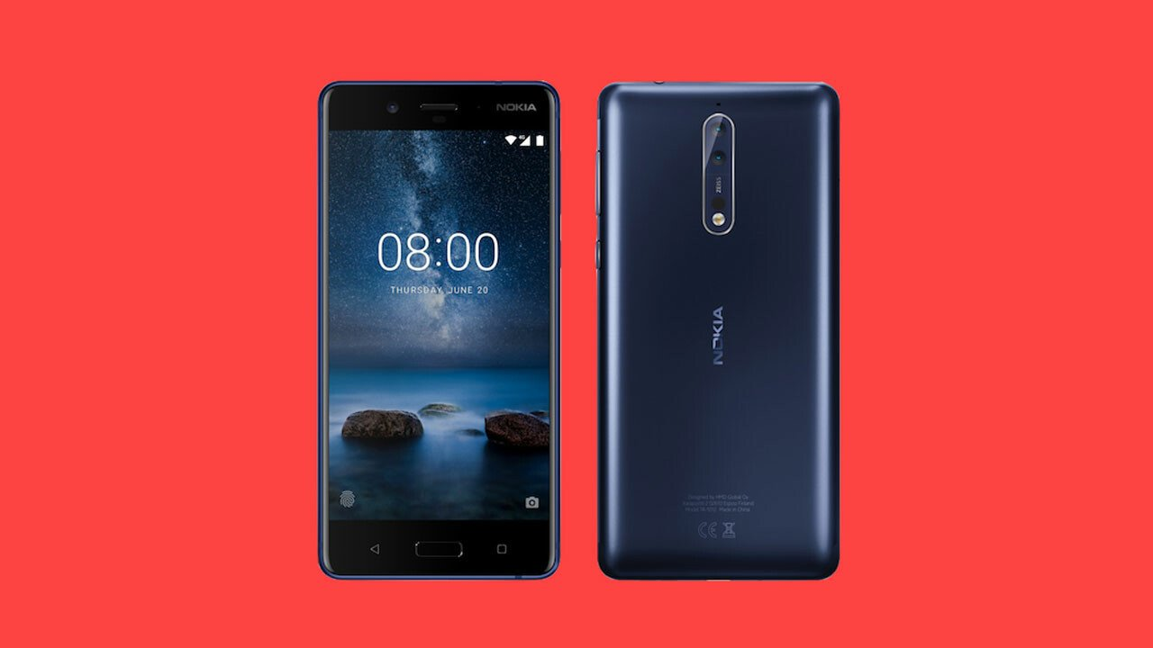 Nokia Set To Release New Flagship Device, Nokia 8 1