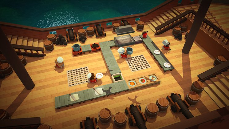 Overcooked Special Edition (Nintendo Switch) Review 1