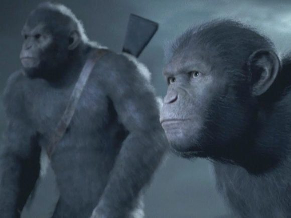 Planet of the Apes: Last Frontier Announced for This Fall 1