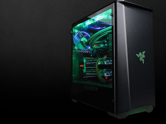 Razer Announces New Partnership with Cyberpowerpc To Bring Cyberpowerpc p400