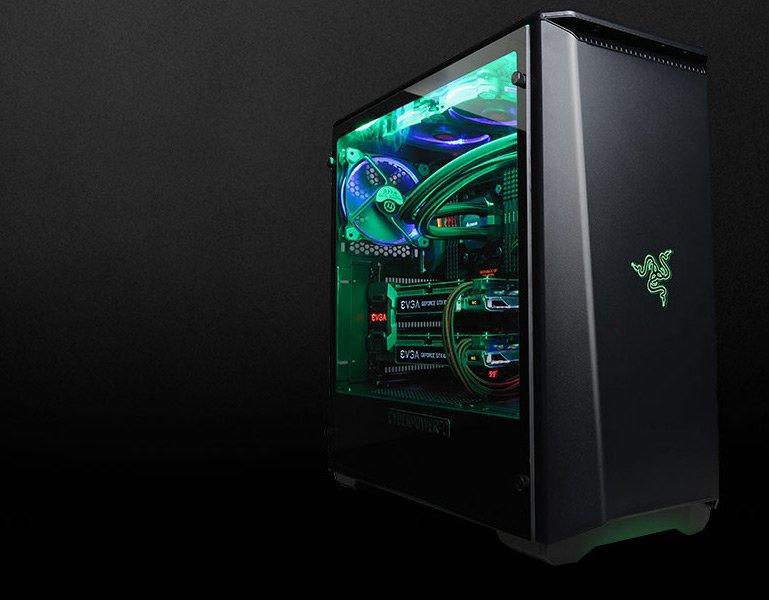 Razer Announces New Partnership with Cyberpowerpc To Bring Cyberpowerpc p400