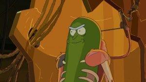 Rick And Morty Season 3, Episode 3 Recap: Pickle Rick! 2