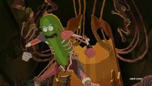 Rick and Morty Season 3, Episode 3 Recap: Pickle Rick!