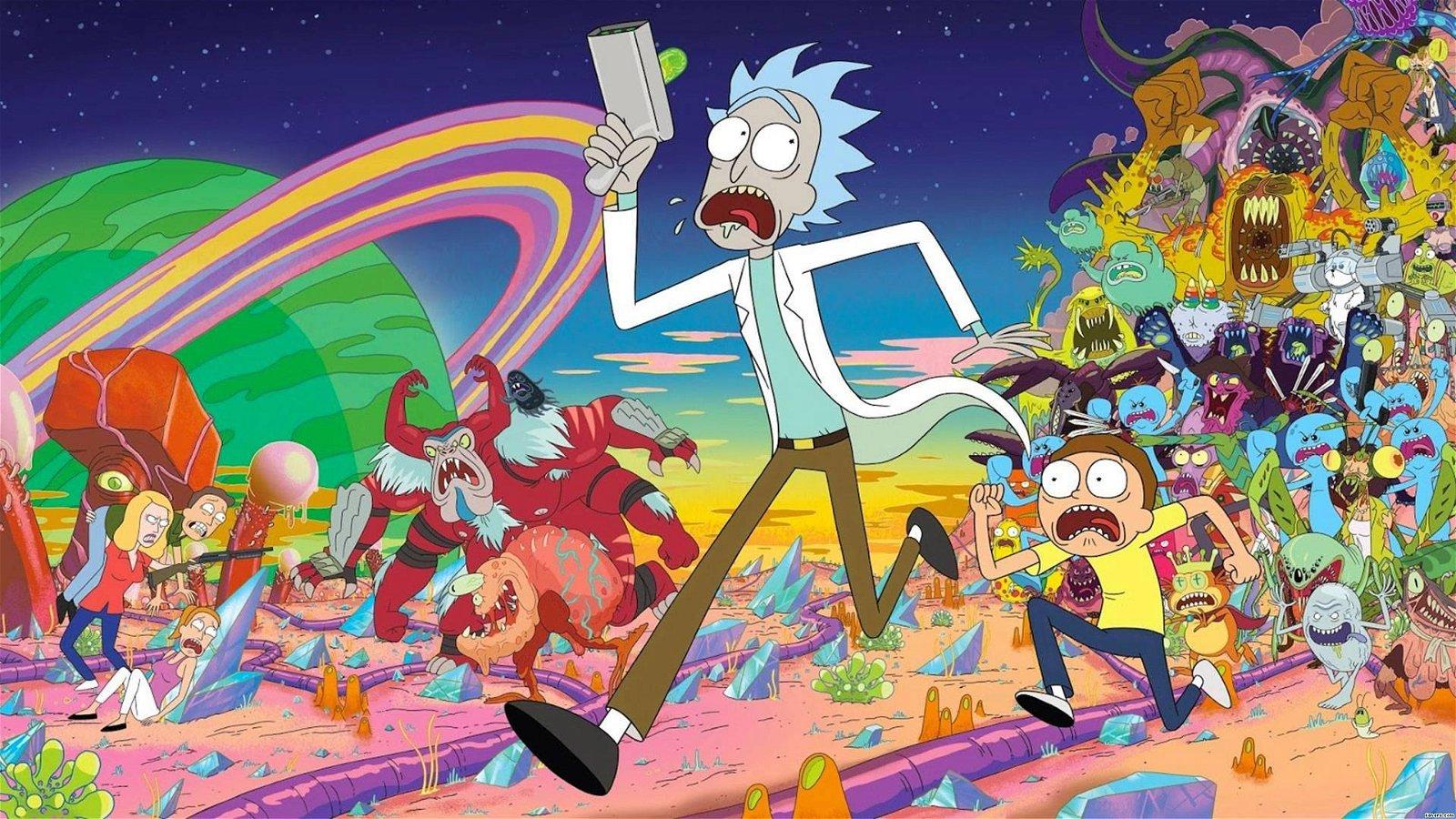 "Rick and Morty Season 3 Mid-Season ""Rick-cap"" 1"