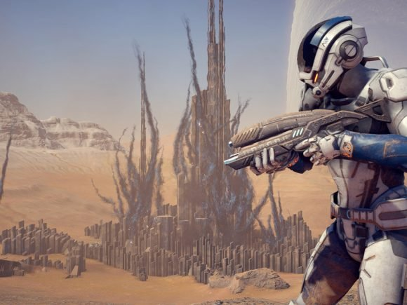 Single Player Support For Mass Effect: Andromeda Ends
