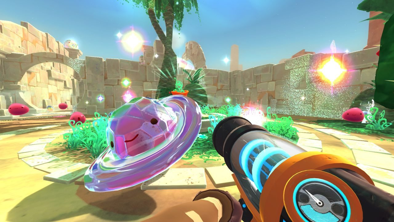 Slime Rancher Pc Review Heckin Cute Cgmagazine