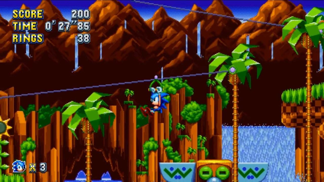 Sonic Mania Delayed On PC Due to Performance Issues