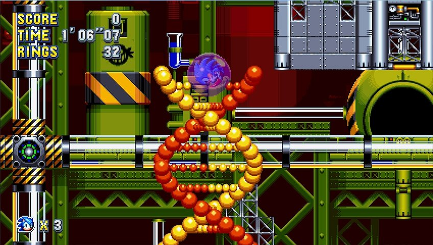 Sonic Mania (Playstation 4) Review: A Classic Sonic Fan's Paradise 6