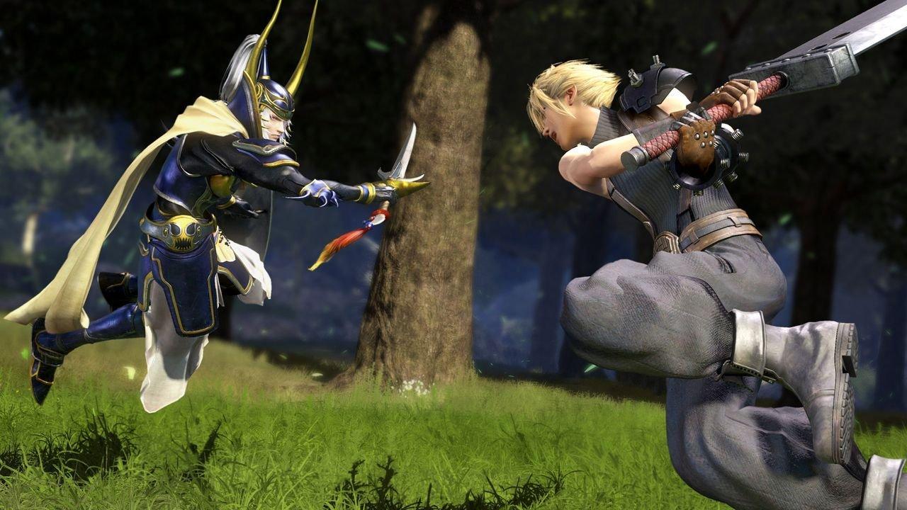 Square Enix Reveals Dissidia Final Fantasy NT Closed Beta Date