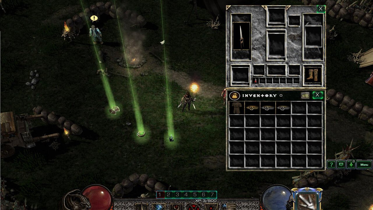 Starcraft 2 Get's Diabolical with Diablo 2 Mod
