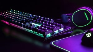 SteelSeries Announces APEX M750 Mechanical Keyboard