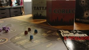 The Godfather: A New Don (Boardgame) Review 3