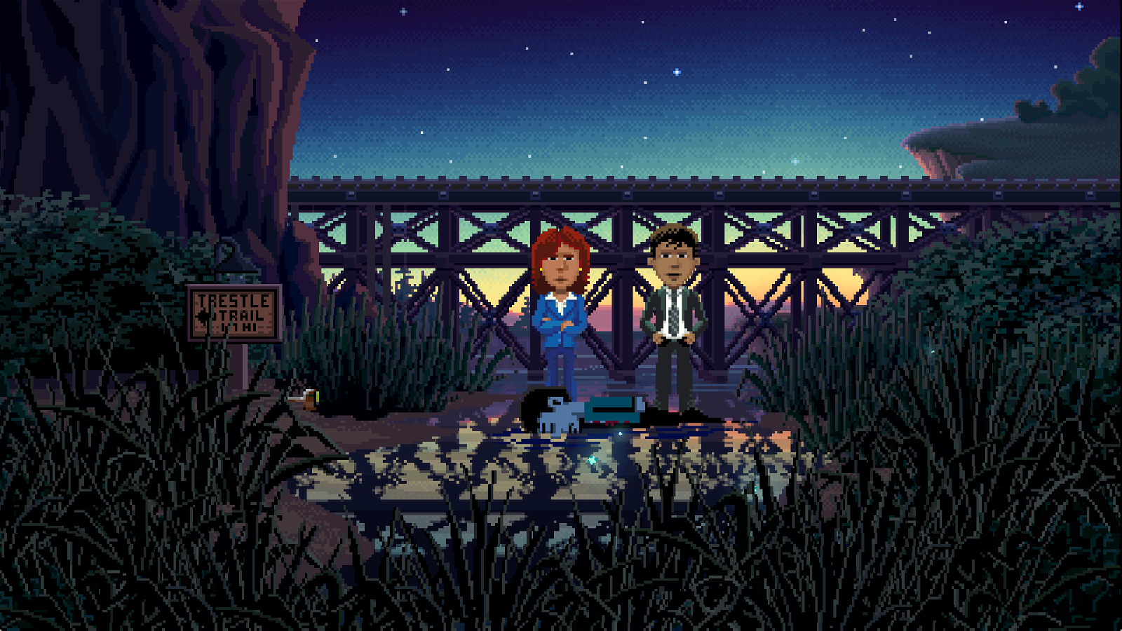 Thimbleweed Park Coming To PlayStation 4 and Nintendo Switch