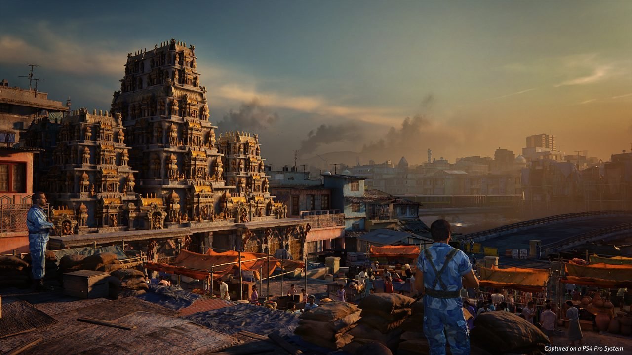 Uncharted: Lost Legacy - a Return to Form 7