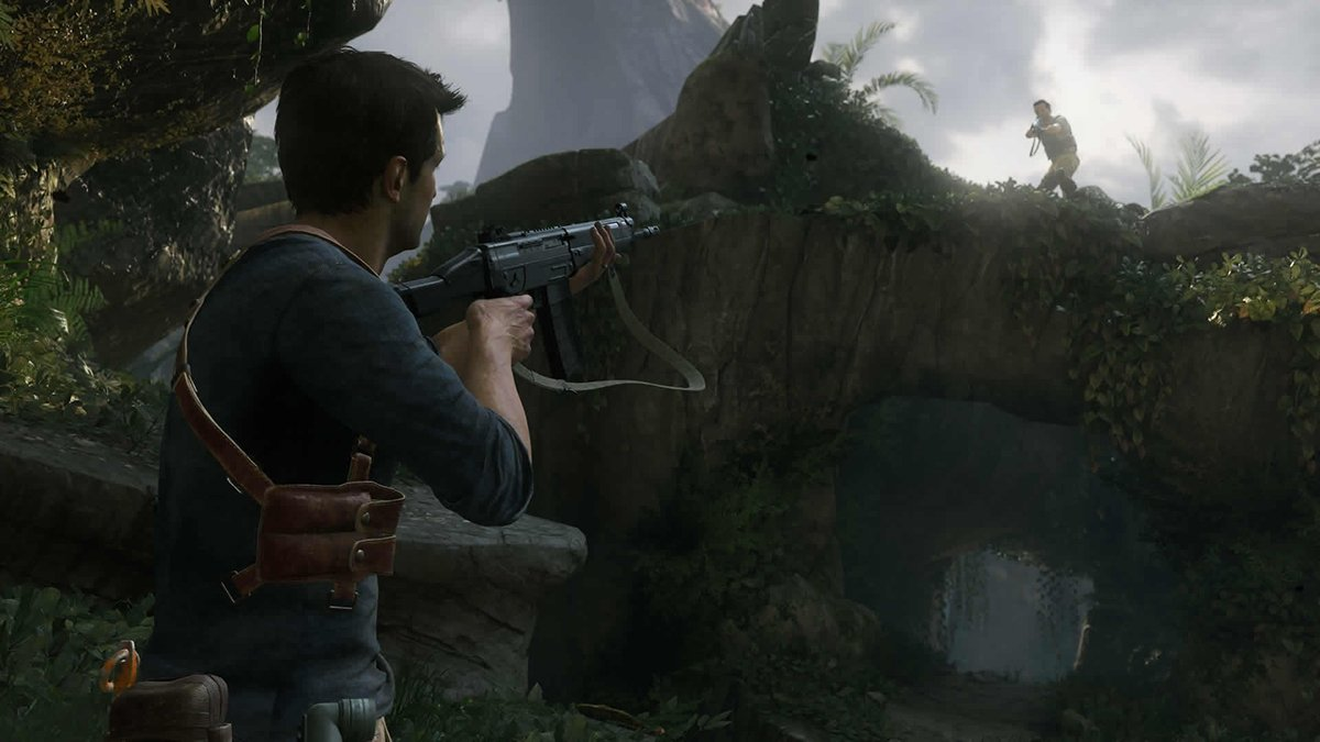 Uncharted Territory: An Interview With Naughty Dog 2