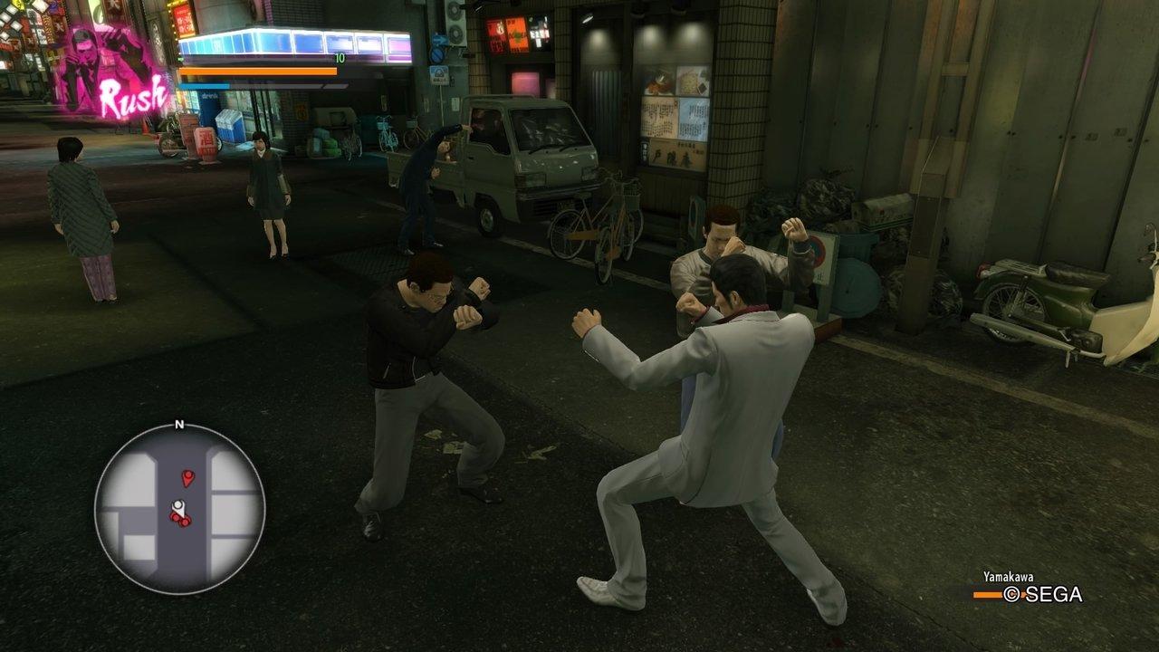 Yakuza Kiwami (Playstation 4) Review: A Dragon Reborn 5