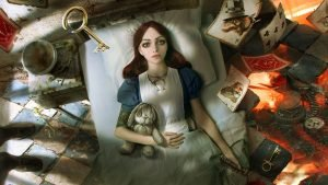 American McGee Working on Alice 3 Proposal