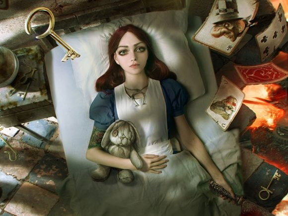 American McGee Working on Alice 3 Proposal 2