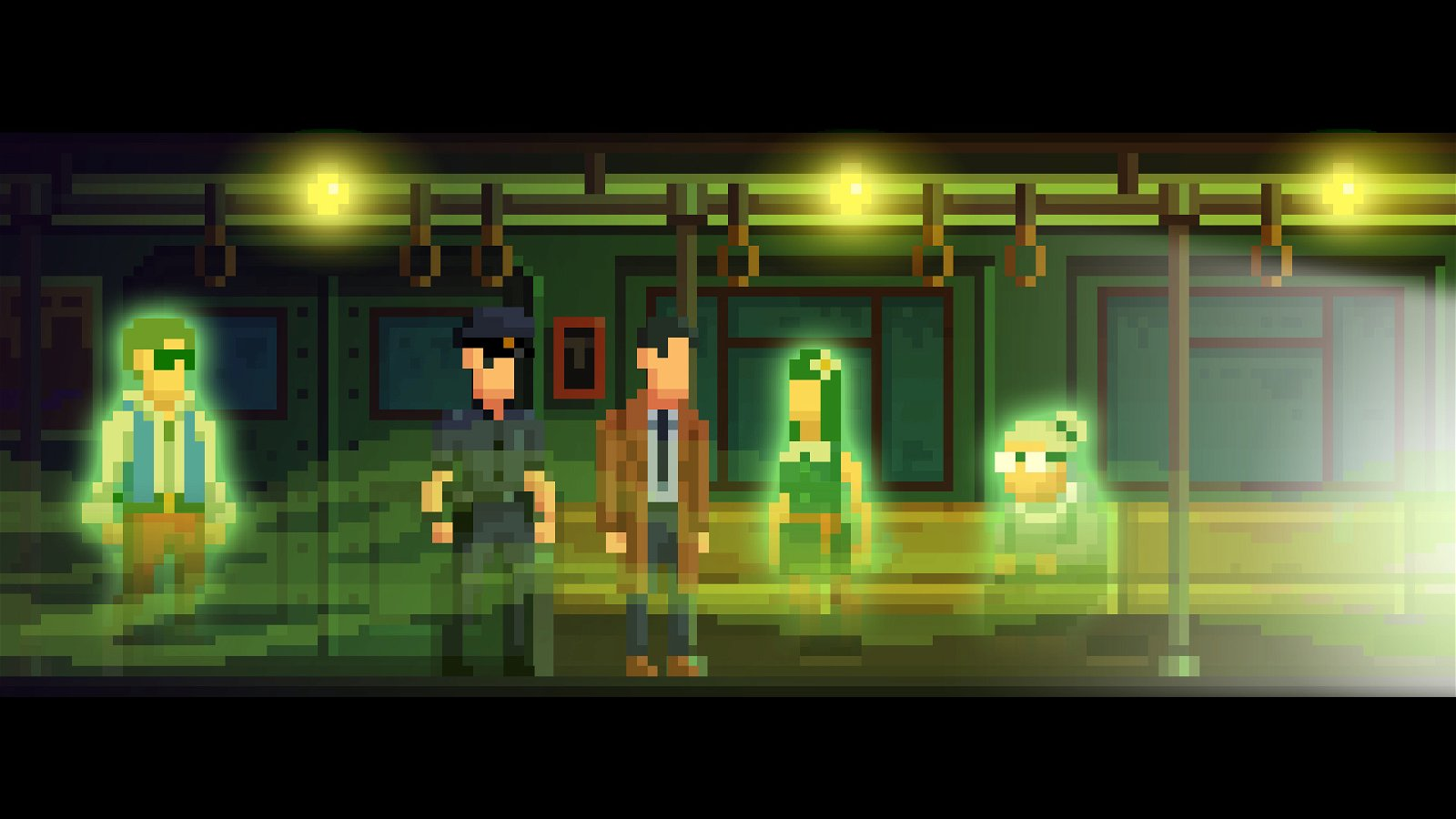 Darkside Detective (Pc) Review - Lovecraft Peaks 2