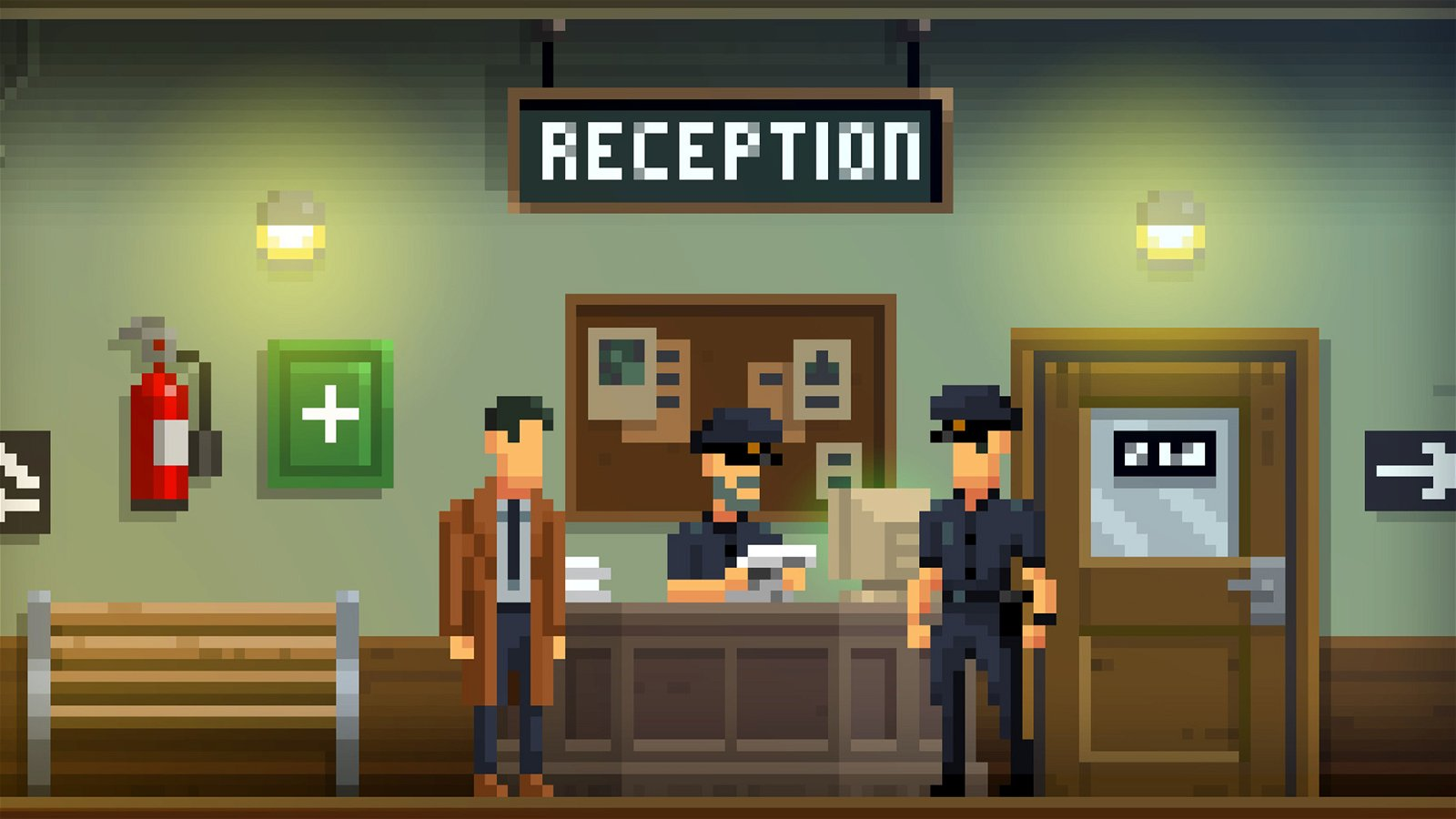 Darkside Detective (PC) Review - Lovecraft Peaks 1