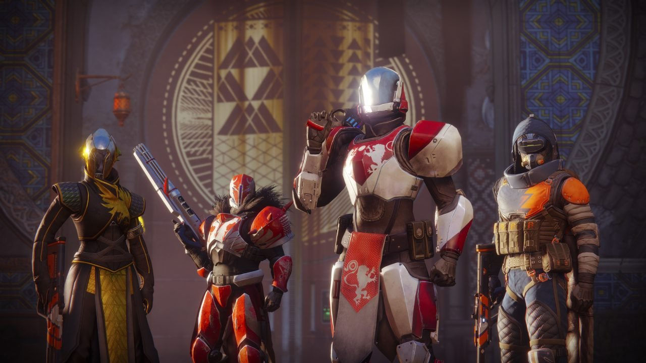 Destiny 2 Review In Progress - Welcome Back Guardian