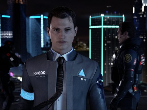 Detroit: Become Human- Intense Interactive Thriller
