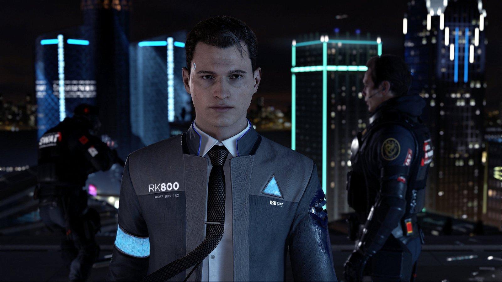 Detroit: Become Human- Intense Interactive Thriller
