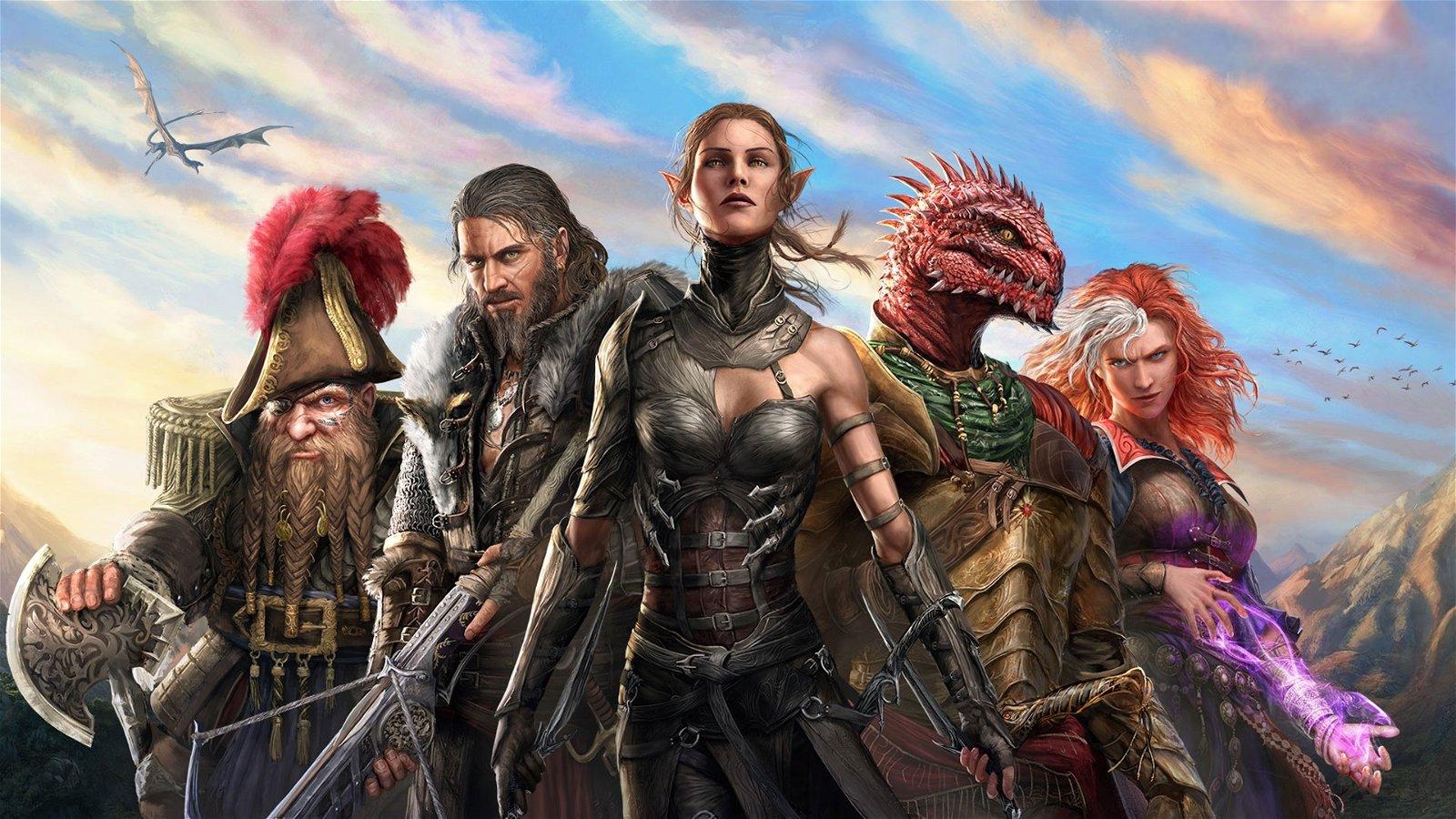 Divinity Original Sin 2 (PC) Review -  A Modern RPG Classic 1