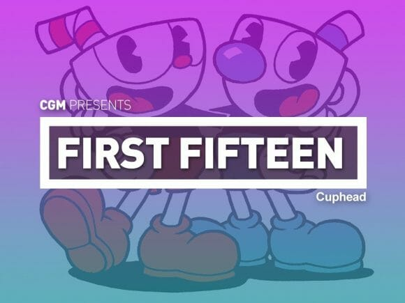 First 15: Cuphead 3