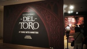 Guillermo Del Toro: At Home With Monsters - AGO Preview