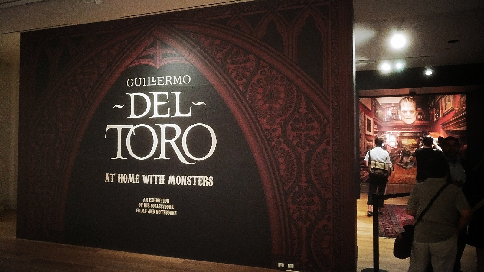 Guillermo Del Toro: At Home With Monsters - AGO Preview 4
