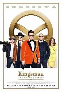 Kingsmen: The Golden Circle (2017) Review 1