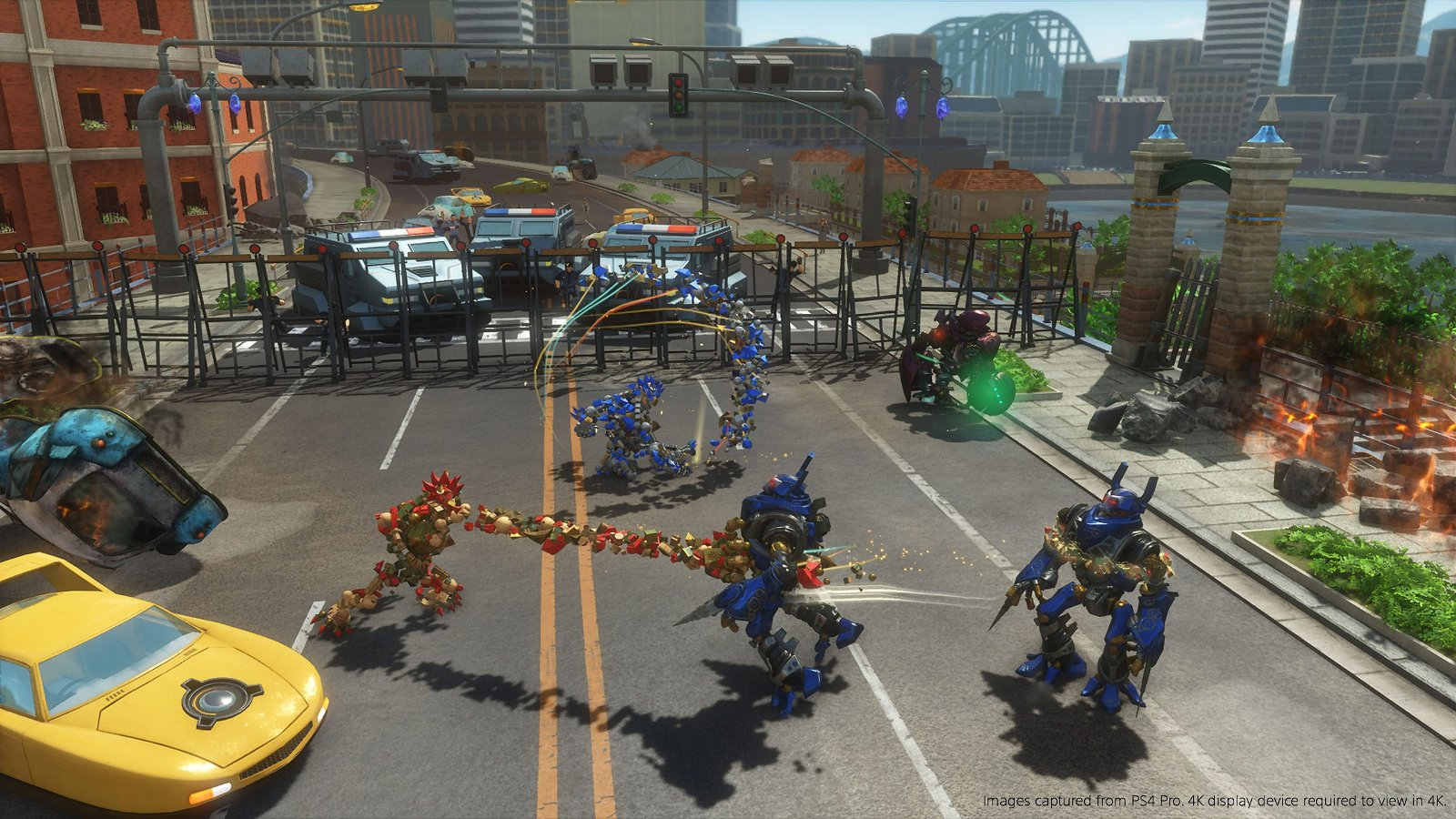 Knack 2 (Ps4) Review - God Of Bore 1