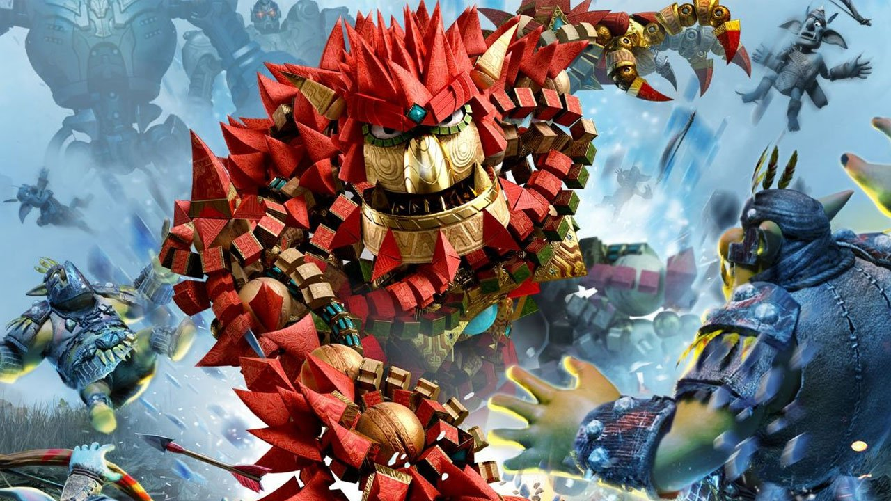 Knack 2 (PS4) Review - God of Bore 6