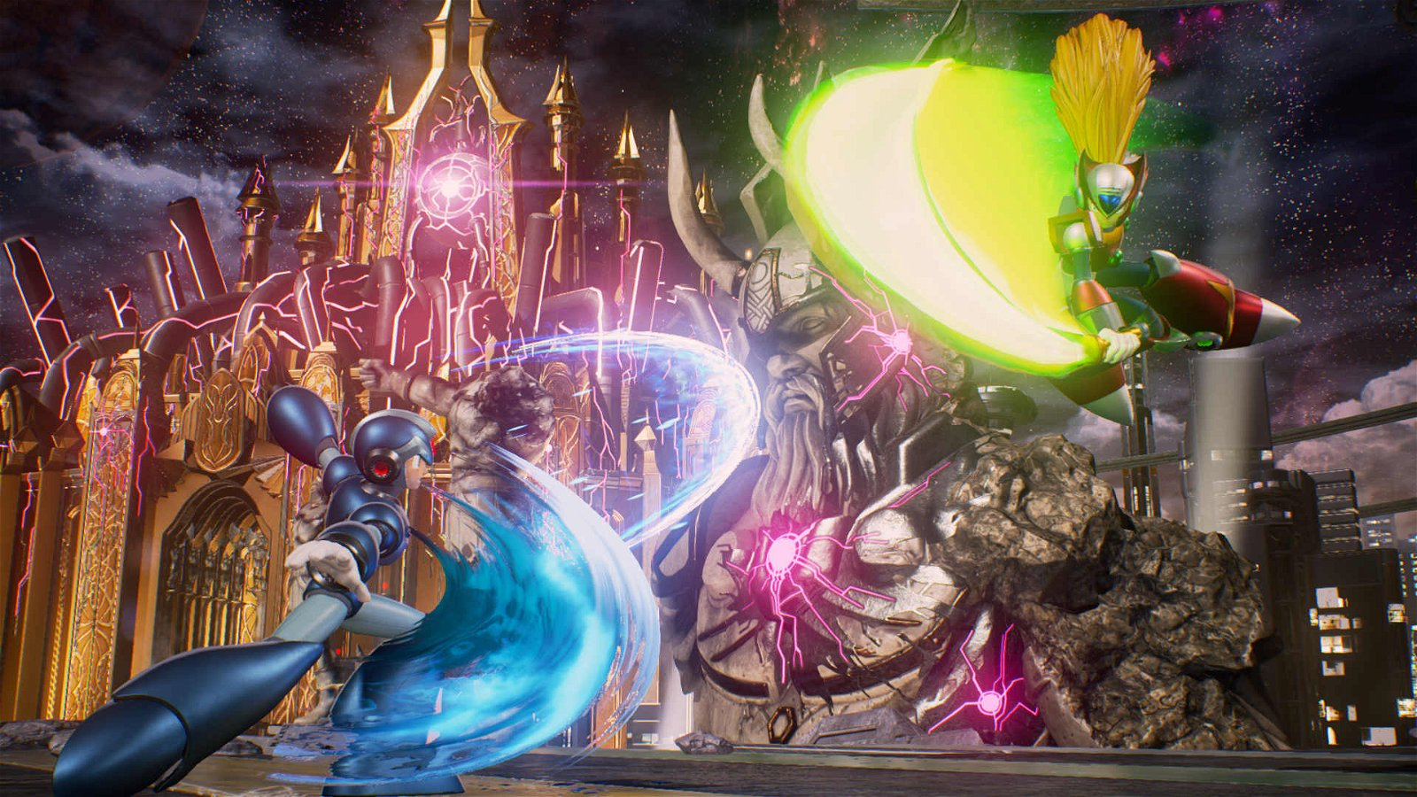 Marvel vs. Capcom: Infinite (Xbox One) Review - It Wants to Take You for a Ride 1